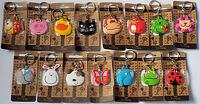 FUNKY Animal Key Head Cover Cap Fob Key Accessory *15 Designs* - 1st Class Post