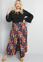 ModCloth x Anna Sui Rooted In Retro Maxi Dress - Size 16