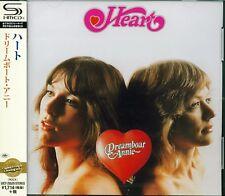 HEART DREAMBOAT ANNIE 2015 JAPAN RMST SHM HIGH FIDELITY CD - NEW/SEALED/PERFECT