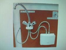 Clage Klein - Durchlauferhitzer + Armatur M3/SNM Neu OVP