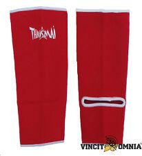 Paire de chevillères pour boxe THAISMAI rouges AK8001