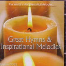 Readers Digest Great Hymns & Inspirational Melodies CD Classic LARRY DALTON New