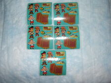 5 Jake & The Never Land Pirates  Make Your Own Stickers  Party Favors