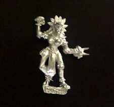 Games Workshop BLOOD BOWL 1998 Amazon RARO Blitzer Donna (P214) - Gratis P&P