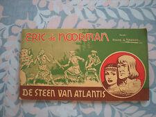 Rare Comic Book: Eric de Noorman De steen van atlantis by Hans G Kresse in Dutch