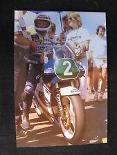Photo Rothmans Honda NSR250 1986 #2 Anton Mang (GER) Dutch TT Assen #2