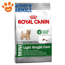 Royal Canin Mini Light Weight Care 8 kg - Crocchette per cane