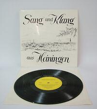 Sang und Klang aus Heiningen | Tonstudio Bauer  | LP: Near Mint | Cleaned Vinyl