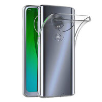 "Motorola Moto G7/ G7 Plus 6.2"" Coque Gel Ultraslim Silicone Ultra Fine Etui"