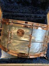 Alex Van Halen Snare Drum Ludwig Rare Sold Out LM402AVH In Hand Vanhalen Limited