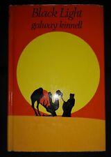 BLACK LIGHT by GALWAY KINNELL-RUPERT HART DAVIS-H/B D/W-£3.25 UK POST