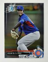 2017 Bowman Chrome Prospects #BCP72 Oscar De La Cruz - NM-MT
