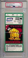 1998 NBA Finals Bulls vs Jazz GM 5 Ticket Stub PSA 1 M. Jordan Last UC Game #010