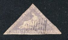 CAPE OF GOOD HOPE 1855/8 STAMP Sc. # 5 USED