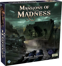 Mansions of Madness 2nd Edition Horrific Journeys Expansion. FFG