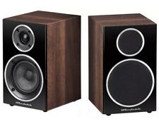 Wharfedale - Diamond 210 Series 2-Way Bookshelf Speakers (Pair) - Walnut