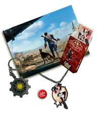 Fanattik Fallout Collectors Box Limited Badge Keyring Print Necklace Cards