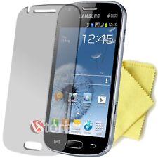 3 Pellicole Per Samsung GALAXY S DUOS S7562 Pellicola Proteggi Salva Display