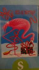 Pink Flamingo Christmas It'S A Wrap Garden Flag Yard Decor Seasonal new