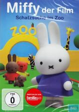 MIFFY der Film + DVD + Schatzsuche im Zoo + Nach den Geschichten von Dick Bruna
