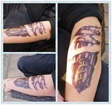 Temporary Tattoo Fake Tattoo Coulor Tribal wasserfest Waterproof- (QC-602)