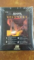 "SPINNERS ""LABOR OF LOVE"" 8 TRACK (sealed)"