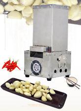 40kg/h Commercial Garlic Peeling Machine Electric Garlic Peeler 220V