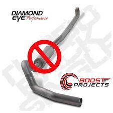"Diamond Eye 4""Aluminized Down Pipe-Back Exhaust Kit 2001-07 Chevy/GMC K4114A-RP"