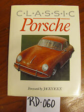 USED VINTAGE BOOK - CLASSIC PORSCHE by JACKY ICKX   RD060