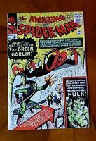 Amazing Spider-Man #14 Silver Age Replica Edition ☆☆☆☆ 1st app. The Green Goblin