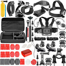 Neewer 57-in-1 Kit Accessori per SJ4000 5000 6000 Gopro Hero Sony Sports DV ecc.