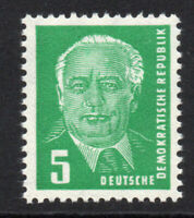 East Germany 5pf Stamp 1952-53 Unmounted Mint Never Hinged (5270)