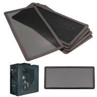 Magnetic PC Cooling Dust Filter Fan Cover PVC Net GuardDustproof Computer Mesh g