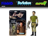 Jayne Cobb Firefly Retro TV Show Funko pop Reaction Action Figure Super7 Toy NEW