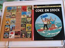"Tintin ""Coke en Stock"" Casterman 1967/0053/87"