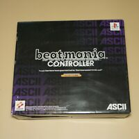 Sony PlayStation PS ASCII Beatmania Controller Beat Mania Japan ver. | ASC-0515B