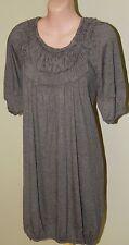 Womens Gorgeous Stone Wool Blend Dress - Kookai - Size 1