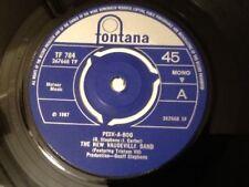 THE NEW VAUDEVILLE BAND . PEEK-A-BOO / AMY . 1967