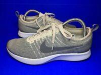 Nike Dualtone Racer UK Size 7 EUR 41 Trainers runners light bone grey vgc