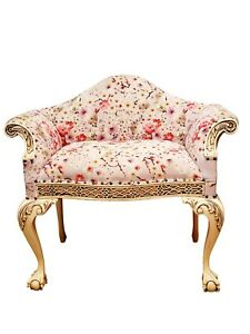 Adorable Little French Settee