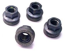 4 x alloy wheel nuts lugs bolts M14 x 2.0 21mm Hex Flat Seat Ford Transit Mk6/7