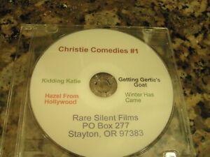 Christie Comedies #1 Dorothy Devore, Babe London DVD