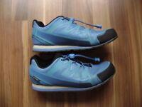 @ ICEPEAK @ Turnschuhe blau UK 9 US 10 Gr. 43 Sneaker Outdoor
