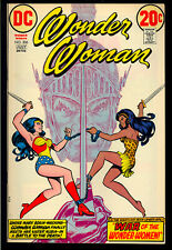 Wonder Woman #206 Nice Bronze Age DC Comic 1973 VG+