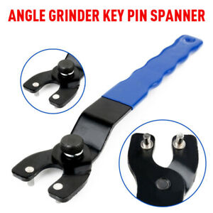 Adjustable Angle Grinder Key Pin Spanner Plastic Handle Pin Wrench Tools
