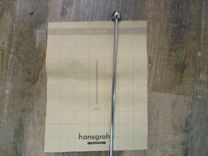 Hansgrohe Zugstange mit Knopf chrom Nr. 92620000