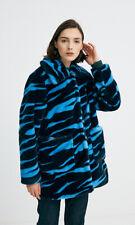 Safi super soft zebra teddy coat by Plumo Size XS (UK8)