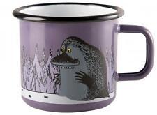 Moomin Enamel Mug VINTAGE Groke 2,5 dl *NEW