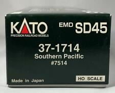 """Kato HO Southern Pacific SD45 #7514 """"AS IS"""" NEW!"""