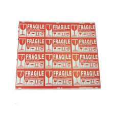 100 warning FRAGILE sticker Handle With Care sealing Adhesive sticker 90 x 50mm